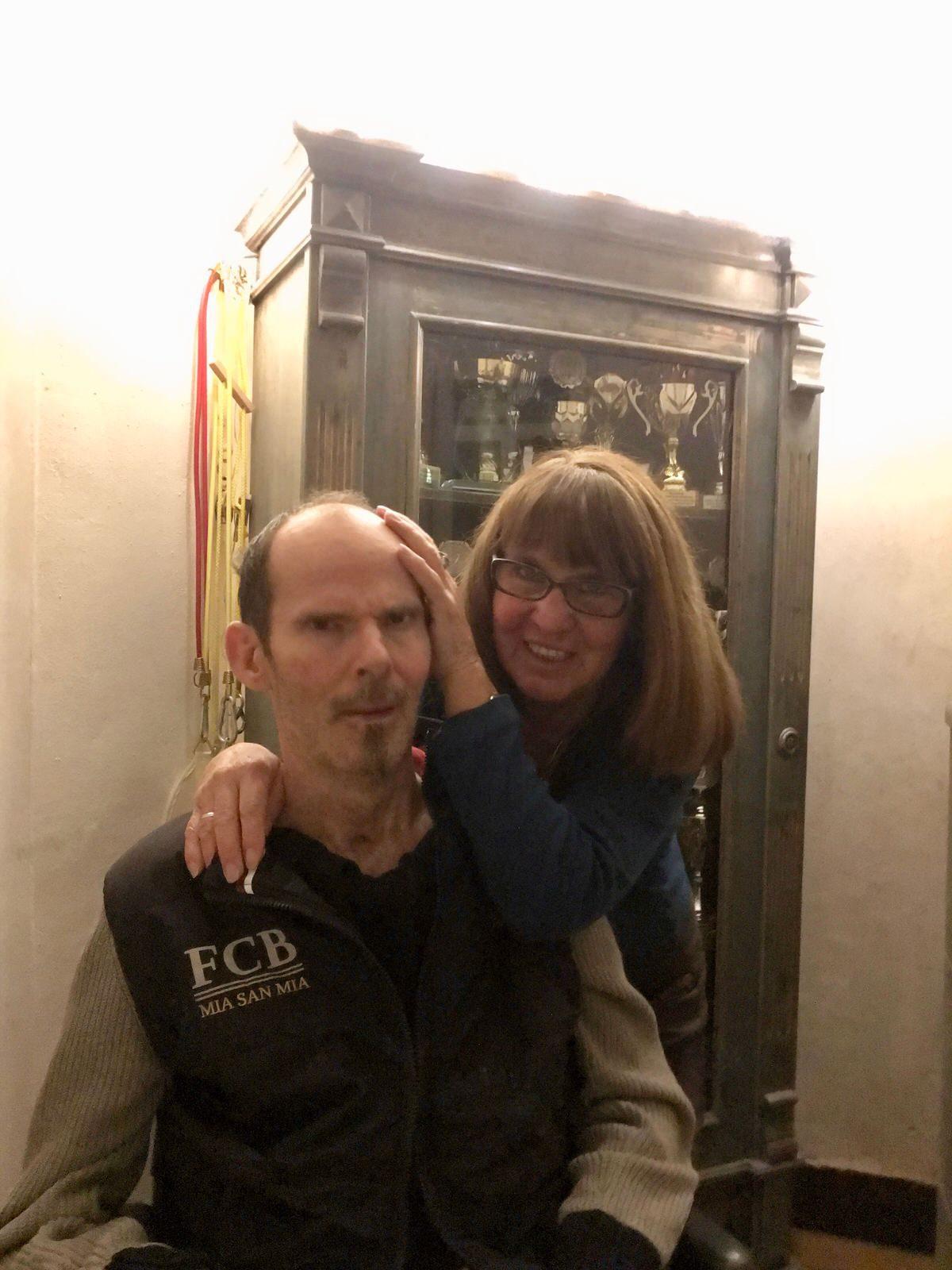 Stefans neue Freundin Ulla